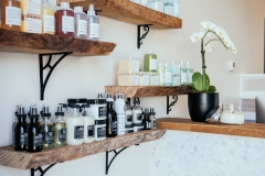 belle-sirene-la-jolla-salon-product-shelve-entry