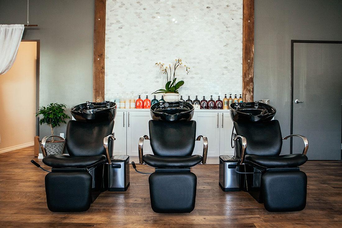 Belle sir ne hair salon la jolla san diego for Wash hair salon